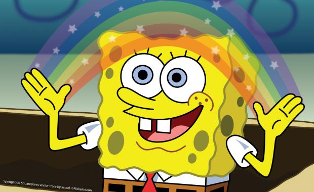 No One Cares Spongebob